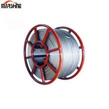 Galvanized Steel Anti Twist Wire Rope
