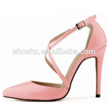 2016 Newest Pink women shoes pumps, Sexy Cross Straps women shoes, Beautiful Thin Heels Pointed Toe women shoes 2016 Newest Pink women shoes pumps, Sexy Cross Straps women shoes, Beautiful Thin Heels Pointed Toe women shoes