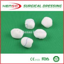 Henso 0.1g 0.2g 0.3g 0.6g cotton gauze ball