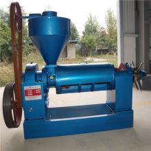 Máquina de prensa de aceite Yzyx120-8 Prensa de aceite de semilla de grano