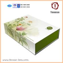 Caja de regalo de embalaje de alta calidad para cosméticos
