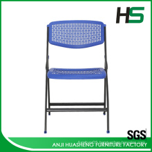Simple convenient reading room folding chair for sale