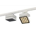 Luz de riel cuadrada brillante Star 40W LED