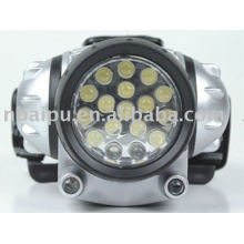 18+2 LED headlamp