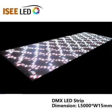 DMX RGB SMD5050 LEDストリップ