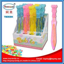 Beliebteste Produkte Soap Bubble Stick Spielzeug mit Süßigkeiten