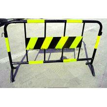 Sperren-Verkehrs-Sperren-Stadtbezirk-Ausrüstungs-vorübergehende Sperren der Massenkontrolle
