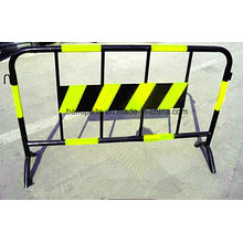 Crowd Control Barrier Traffic Barrier Municiple Equipment Temporary Barriers