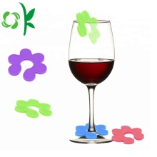 Custom Shape Wine Pencinta Penanda Identifer