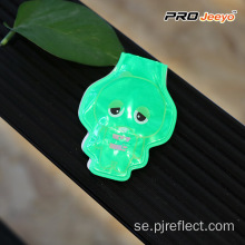 Reflekterande Animal Elephant Led Light Magnetic Clip