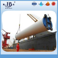 High quality pvc knife-coated tarpaulin for wind industry
