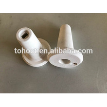 Hot sale 70% 80% 85% al2o3/ alumina ceramic cuplocks