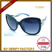 """Пользовательские солнцезащитные очки с поляризованный объектива торговли гарантии """"(F15491)"""