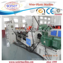 Parallel Twin Screw Extruder for WPC pelletizing