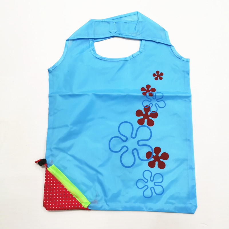 Nylon Folding Tote Shopping Bag