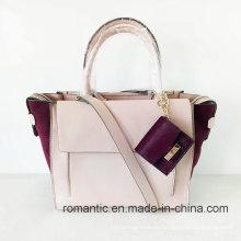 Diseñador de marca de moda mujeres PU bolsos de gamuza (NMDK-051602)