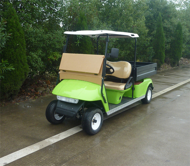 Battery Powered Utility Vehicles