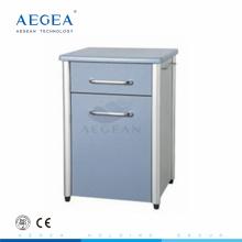 AG-BC010 chevet patient en bois utilisé hôpitaux armoires