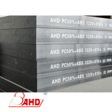 PC ABS Kunststoff Blatt Lager
