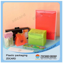 Красивая Упаковка PVC ясности любимчика прозрачная пластиковая Коробка
