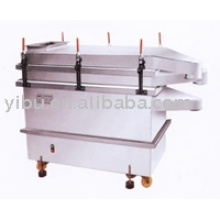 Écran de vibration carré utilisé dans la métallurgie