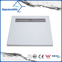 Sanitary Ware Australia Bathroom SMC Material Made Shower Tray (ASMC9090-3L)