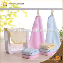 Multicolor Soft And Thick Baby Bath Towel Bamboo
