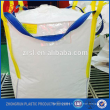 nouveau grand sac jumbo de pp, emballage 2000kg a emballé le ciment, sac jetable de fibc