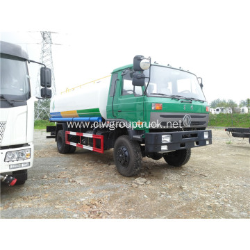 Dongfeng 4x4 Water Sprinkler Truck For Sale