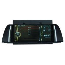 Car Stereo Auto Radio for BMW 5 F10 GPS Radio Receiver with iPod Radio Bluetooth