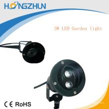 El mejor precio para la luz llevada al aire libre RGB del jardín, luz llevada IP65 impermeable con el CE aprobado