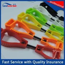 Clip utilitaire de gant de sécurité pour la construction