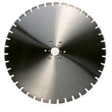 Concrete Diamond Saw Blade Laser Welding Long Lifespan For Asphalt Road Cutting