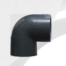ASTM Sch80 Upvc Elbow 90° Dark Grey Color