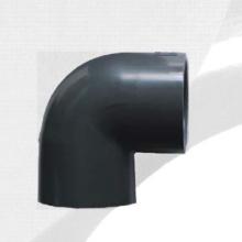 Coude Upvc ASTM Sch80 couleur gris foncé 90 °