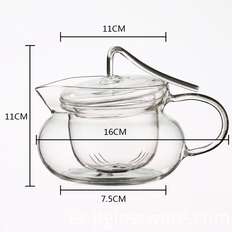 Small Teapot With Infuser