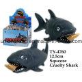 12.5cm Squeeze Cruelty Shark