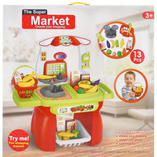 Play House Set educativa Suppermarket Plastic Table Toy