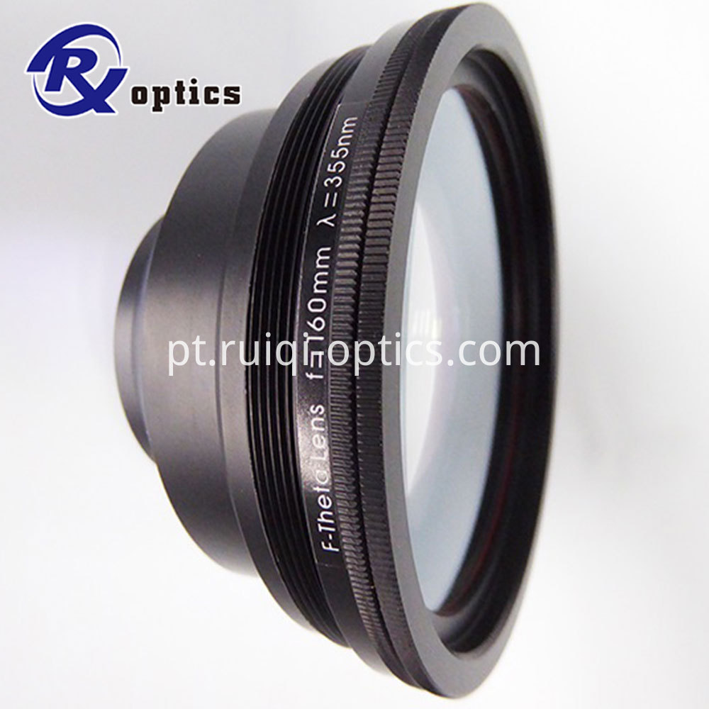 F-Theta Scan Lens 355nm