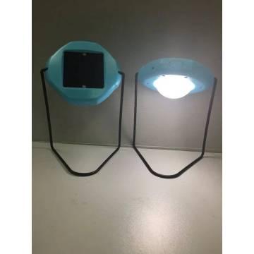 Lámpara de lectura portátil solar UFO