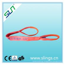 Safety Factor 6: 1 5tx2m Eye Eye Type Polyester Lifting Belt