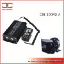Электронная сирена мощностью 200 Вт для автомобильной сигнализации (CJB-200RD-A)