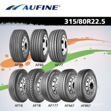 Beste Qualität-starke LKW-Reifen für 315/80r22.5, 385/65r22.5