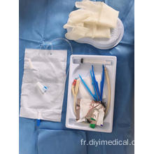 sac d'urine médical à usage adulte jetable