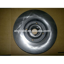 For SEAT brake discs and pads, brake system
