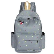 Высокомарочный выдвиженческий нейлон школа рюкзак студент мешок