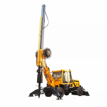 HWDR150D Roda Rotary Pile Driver