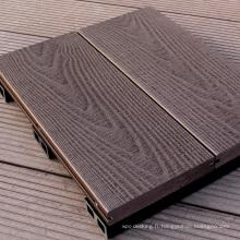 La Chine wpc usine WPC planchers de bois franc extérieur