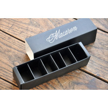 Rigid Paper Packing Box with Dividers for Chocolate
