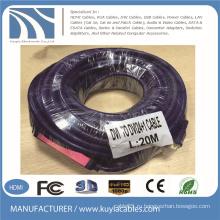 DVI-DVI24 + 1 кабель HDMI-чип с USB-блоком питания 20 м для проекта